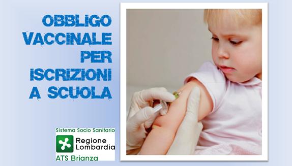 Disposizioni per vaccinazioni